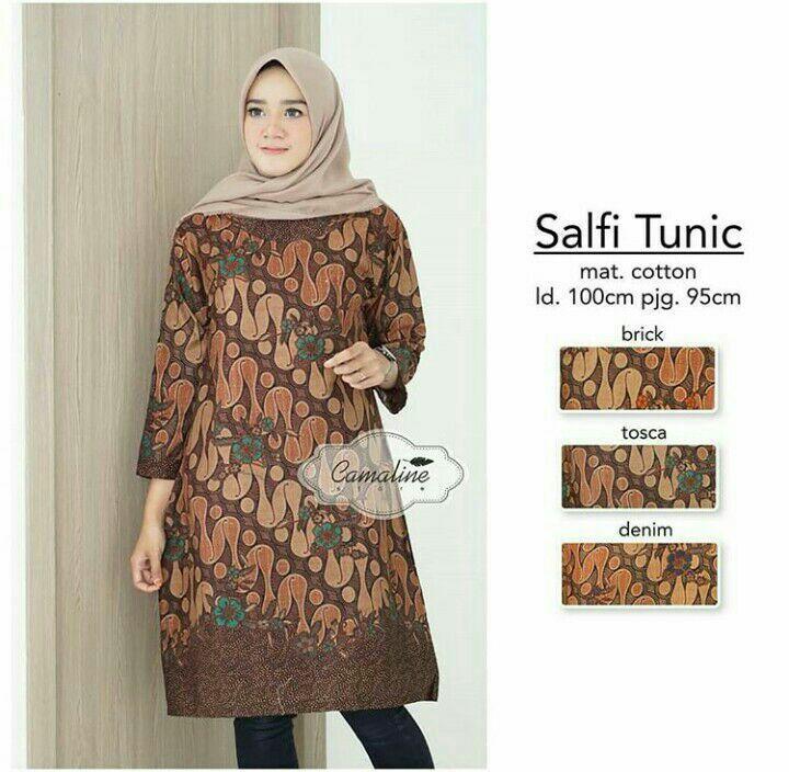 Fitur Tunik Batik Model Terbaru Baju Seragam Dan Harga Terbaru ... 7d508e4e25