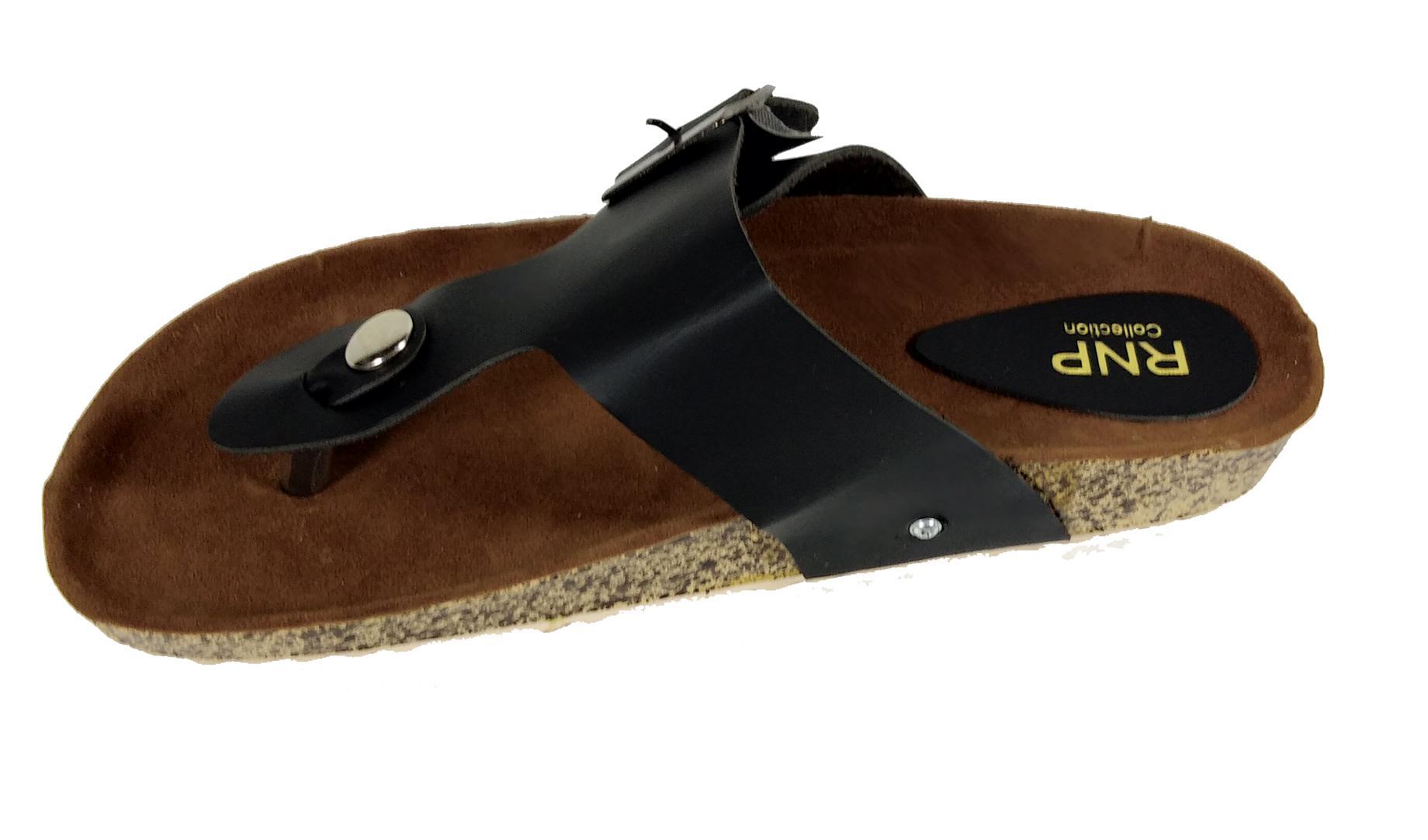 Fitur Rnp Collection Sendal Flatbed Sandal Wanita Rc04 Hitam Dan Formal Rc 04 4
