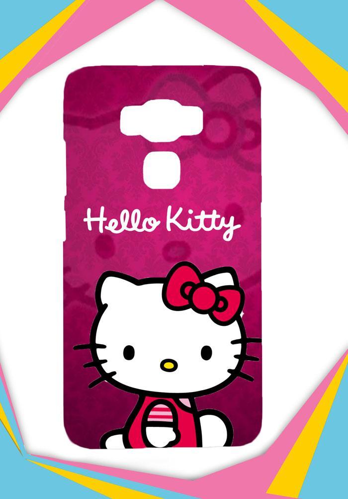 Toko Casing Asus Zenfone 3 Max 5 5 Inch Zc553Kl Custom Hardcase Hello Kitty Z3125 Case Cover Yang Bisa Kredit