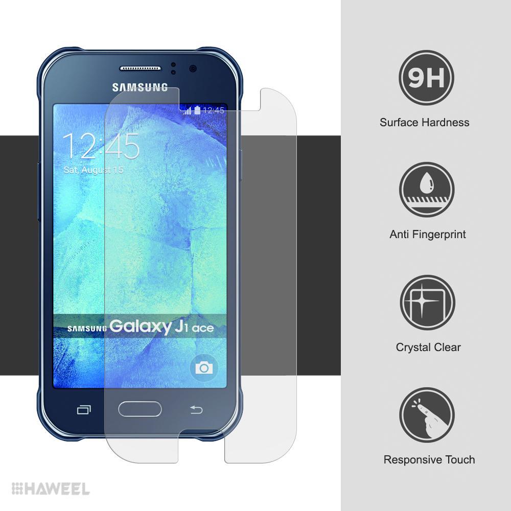 ... screen guard protector di lapak mukhlisseluler. Source · Original - Anti Gores Kaca / Tempered Glass Kaca Bening Samsung Galaxy J1 Ace