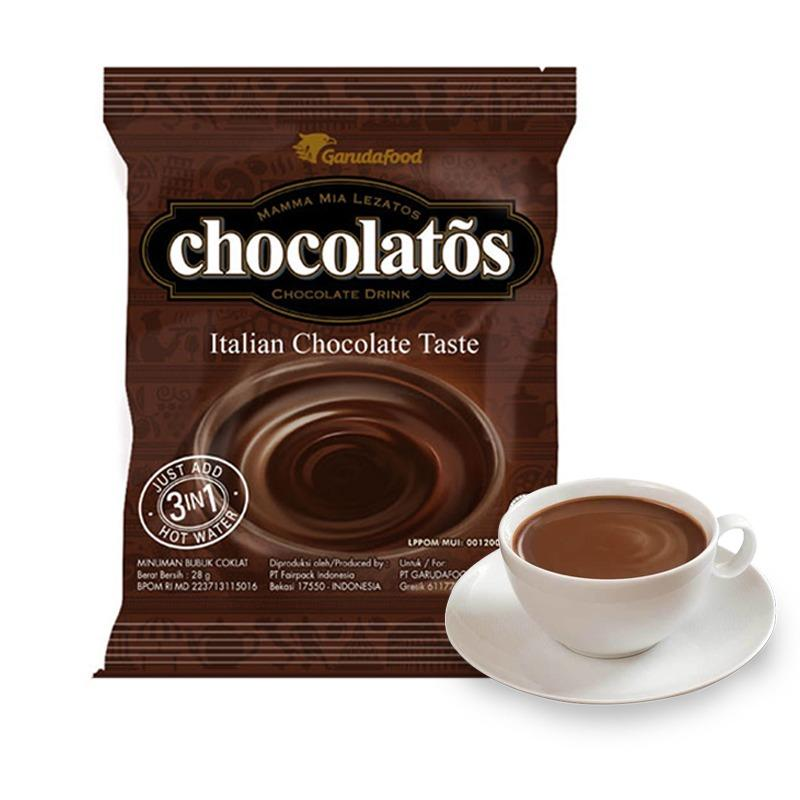 Chocolatos Drink (Isi 10 sachet)