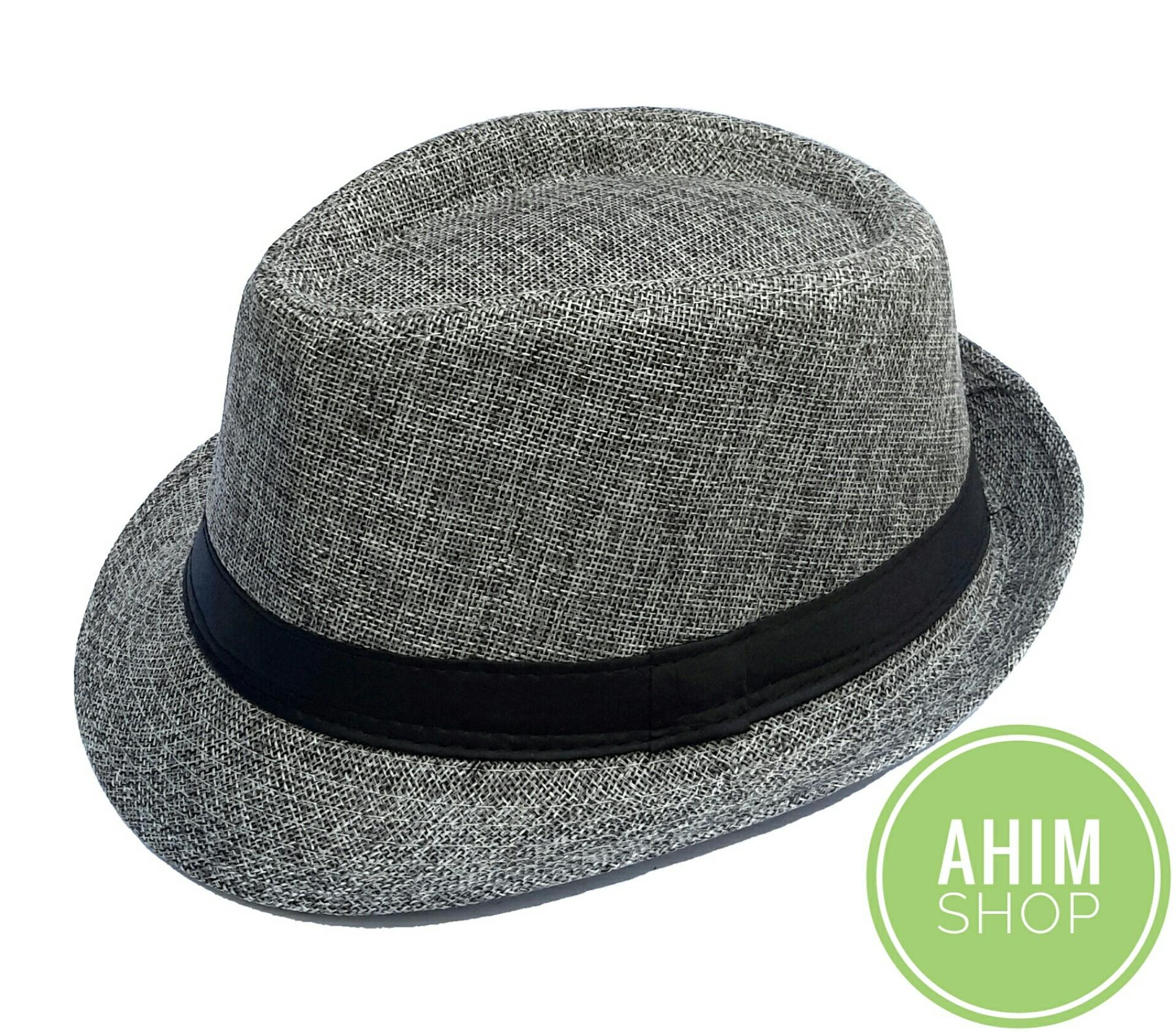 2522357cde9 TOPI JAZZ ANTI KUSUT Pria Wanita Tompi Fashion Fedora Panama Caplin Bowler  Hat by Ahim Shop