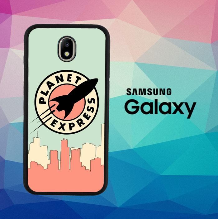 Planet Express Futurama L2507 Casing Custom Hardcase Samsung Galaxy J5 Pro Case Cover