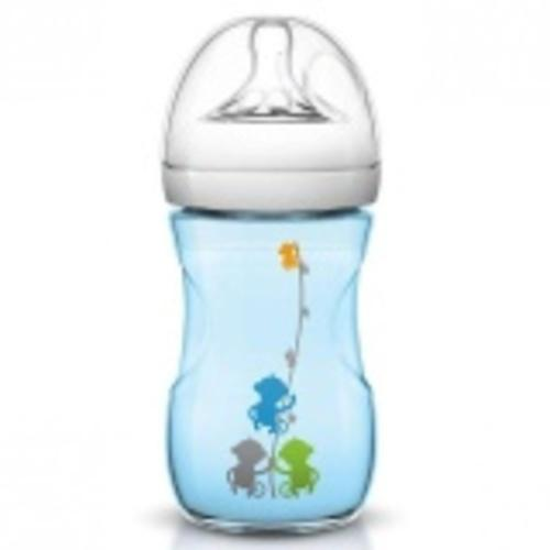 Beli Philips Avent 1 Botol Natural 260Ml Monkeys Seken
