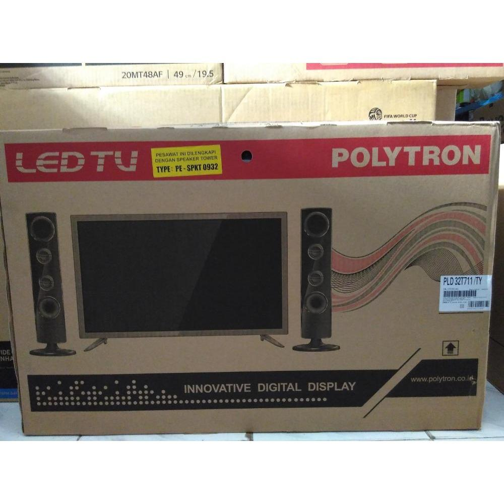 POLYTRON PLD40TS853 LED TV [40 Inch ]
