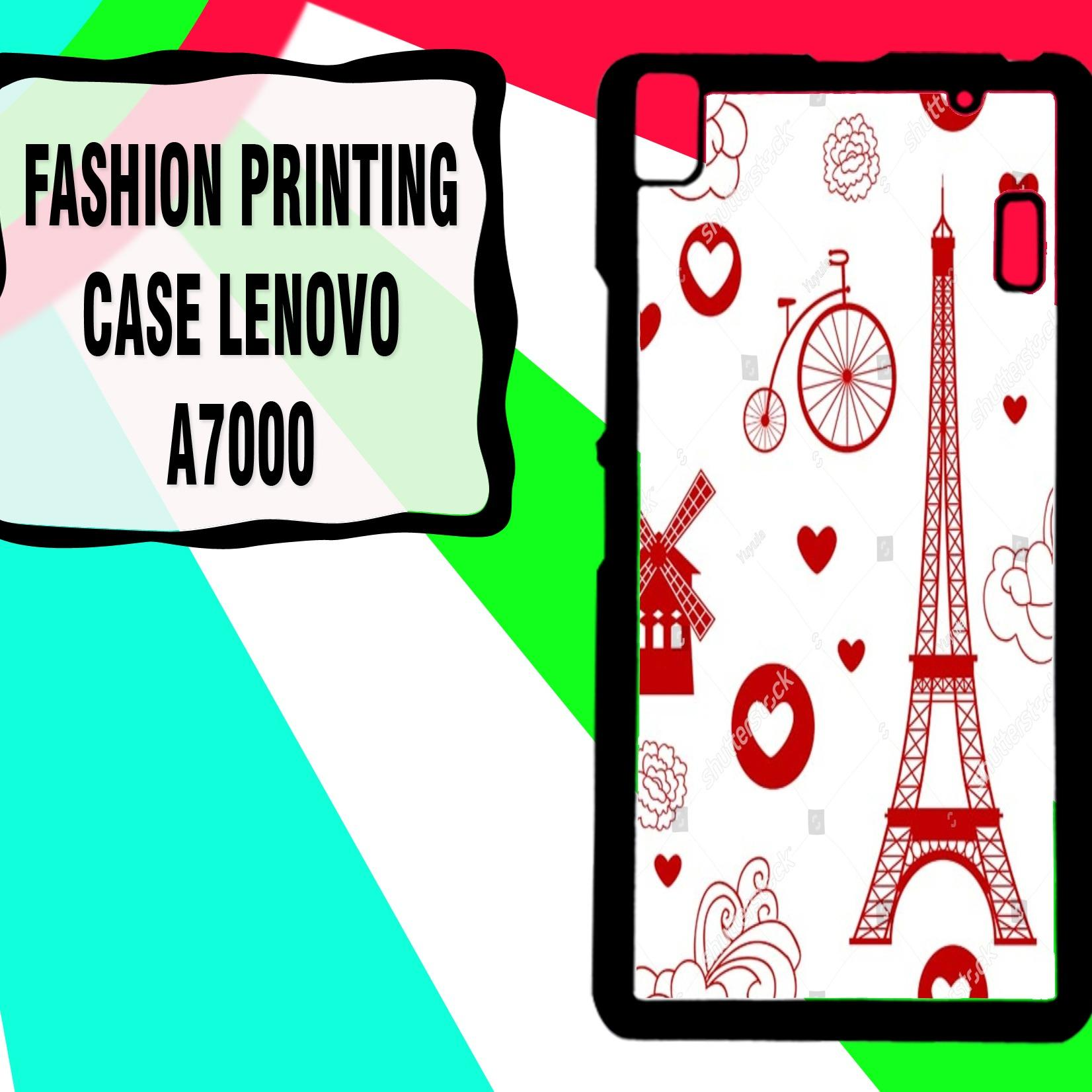 Intristore Fashion Printing Case For Lenovo A7000 - 65
