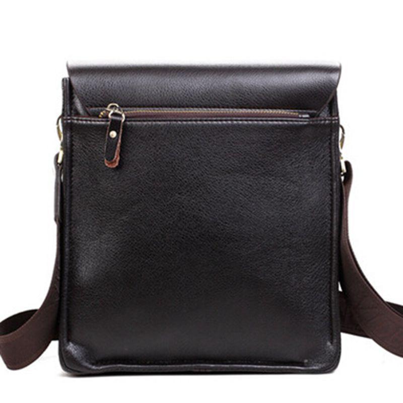 ... Crossbody Polo Messenger Business Leather Bag Tas Selempang Kulit Pria  - 3 ... a55468b26b