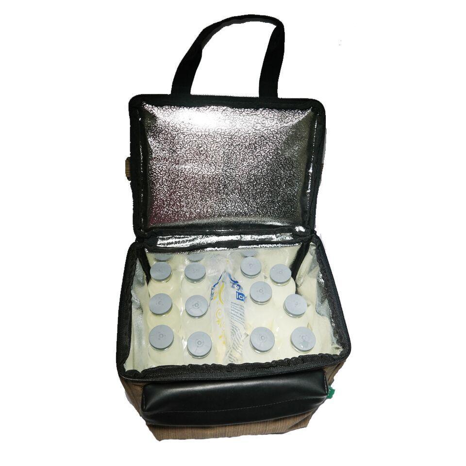 Review Babygo Inc Cooler Bag Upper Storage Babygoinc Tasi Asi Babypax Blue Bayi 3