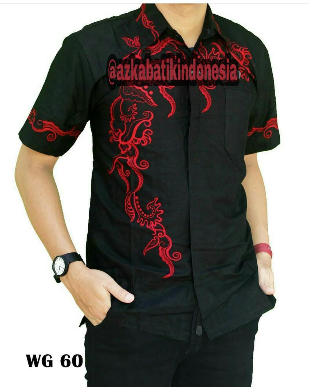 Fitur Model Kemeja Batik Pria Baju Batik Pria Modern Terbaru Boss