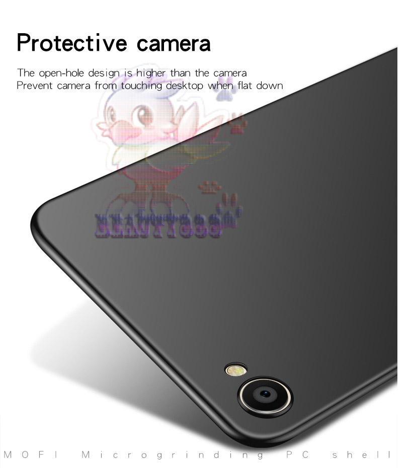 ... Case Vivo Y71 Hard Slim Black Mate Anti Fingerprint Hybrid Case Baby Skin Vivo Y71 Baby ...
