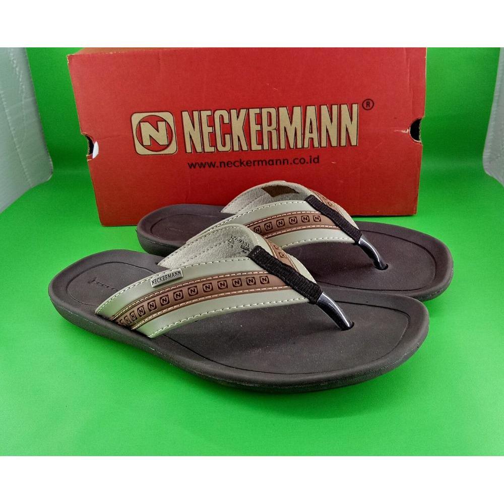 Toko Neckerman Sandal Casual Pria Lv 9351 Ivory Cream 38 43 Lengkap Indonesia