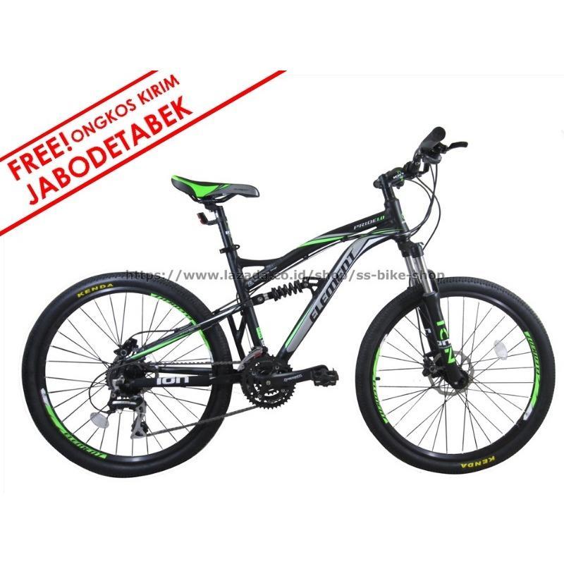 Harga Sepeda Mtb Element Pride 1 26 Gratis Ongkir Perakitan Khusus Jabodetabek Dan Spesifikasinya