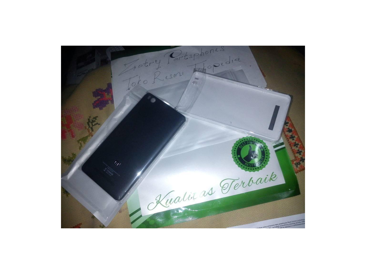 Kehebatan Backdoor Tutup Cassing Xiaomi Mi4i Original Dan Harga Back Door Redmi Note 2 Note2 Belakang Cover