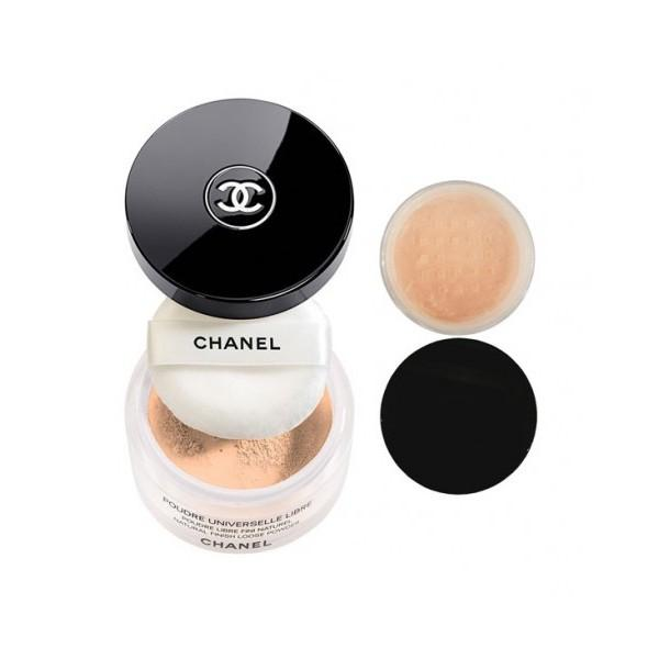 Chanel Poudre Universelle Libre Loose Powder *Dome Jar 4g - 20 Clair