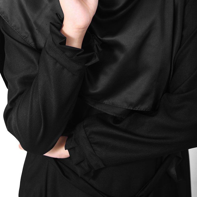 Gamis Syari Marbella Dress Grosir Baju Muslim Wanita Baloteli Busui ... 03deca7bcd