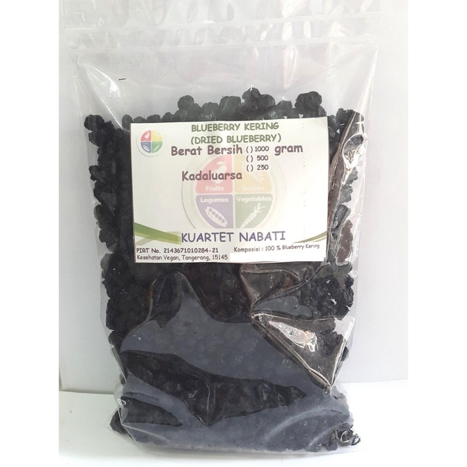 Harga Jual Termurah Hbt Colata Glaze Donut 250gr Dark Coklat Terbaru Source · Kuartet Nabati Blueberry Kering Dried Blueberry 500 Gr