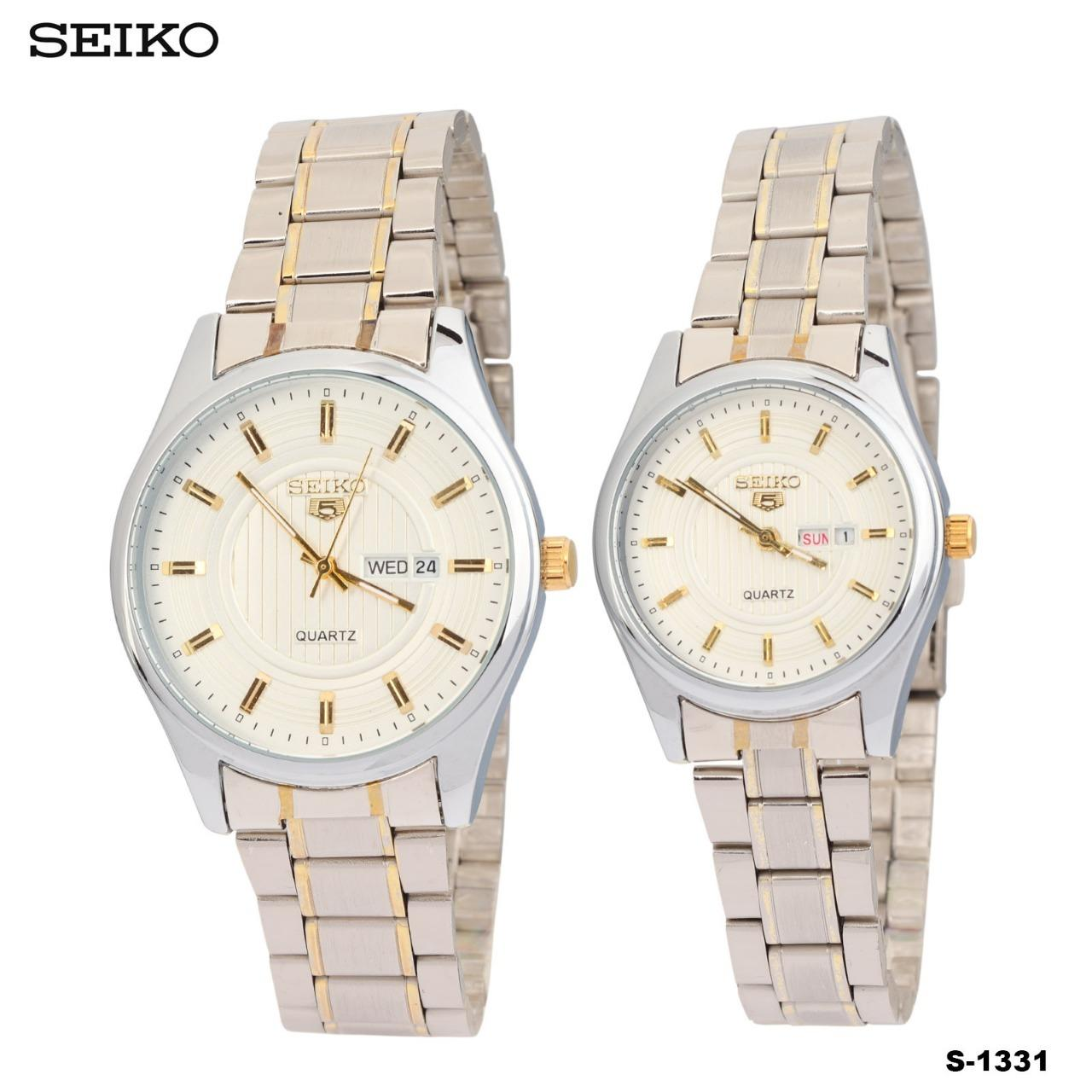 Buy Sell Cheapest Seiko Quartz Snd799p1 Best Quality Product Deals Classic Sgeh51p1 Sapphire Crystal Stainless Steel Bracelet Couple Jam Tangan Pria Dan Wanita Silver 965s