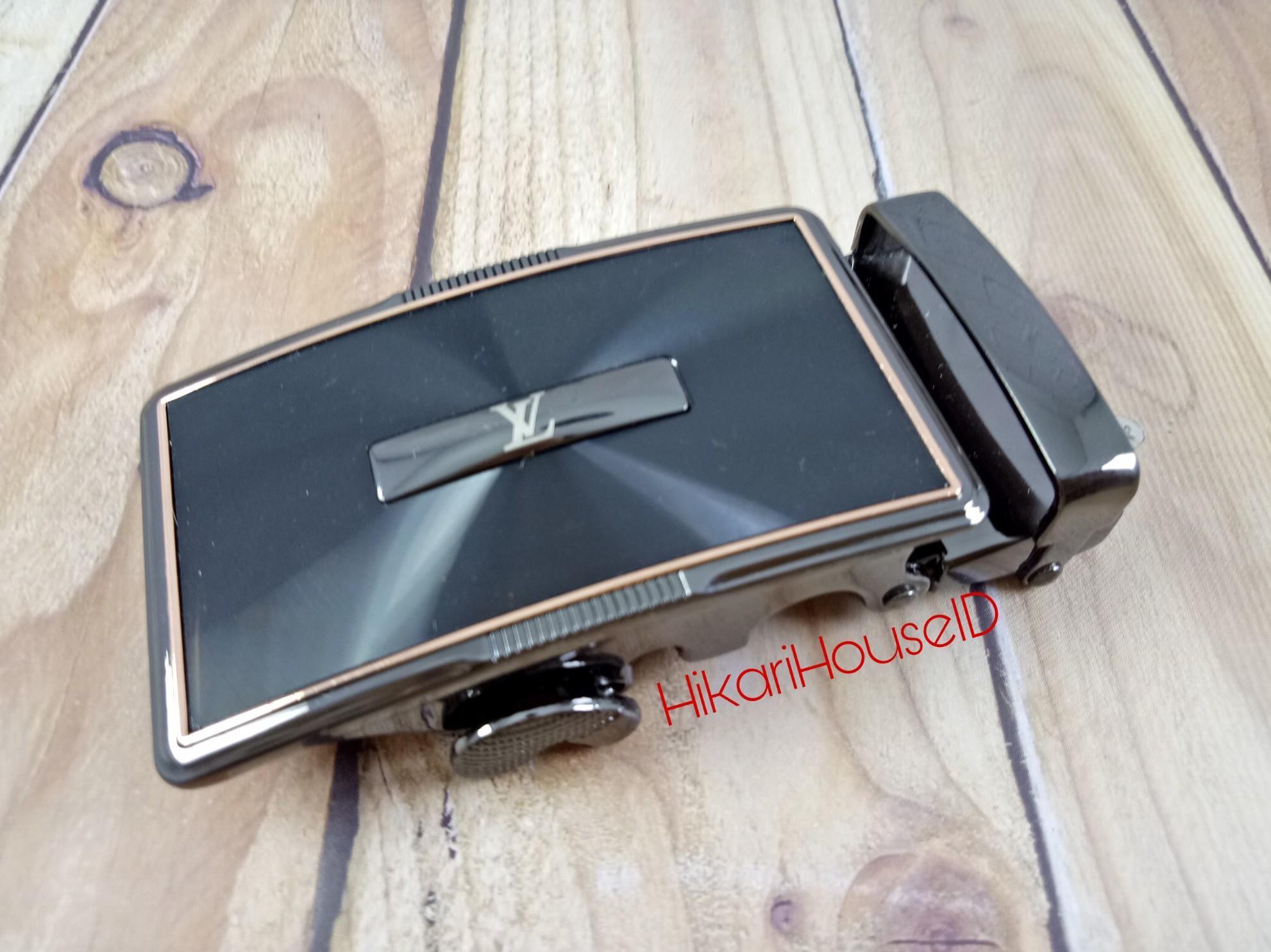 harga Kepala Gesper Ikat Pinggang Rell 4.0cm Lazada.co.id
