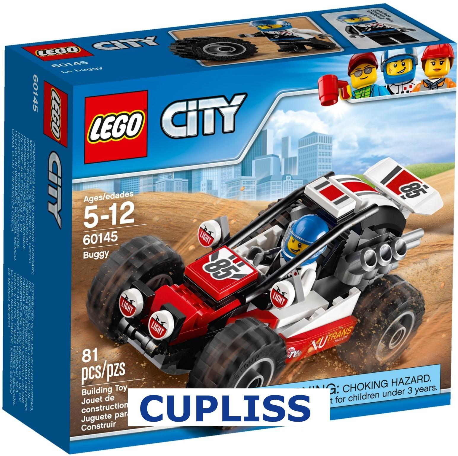 Lego City 60145 Buggy Car