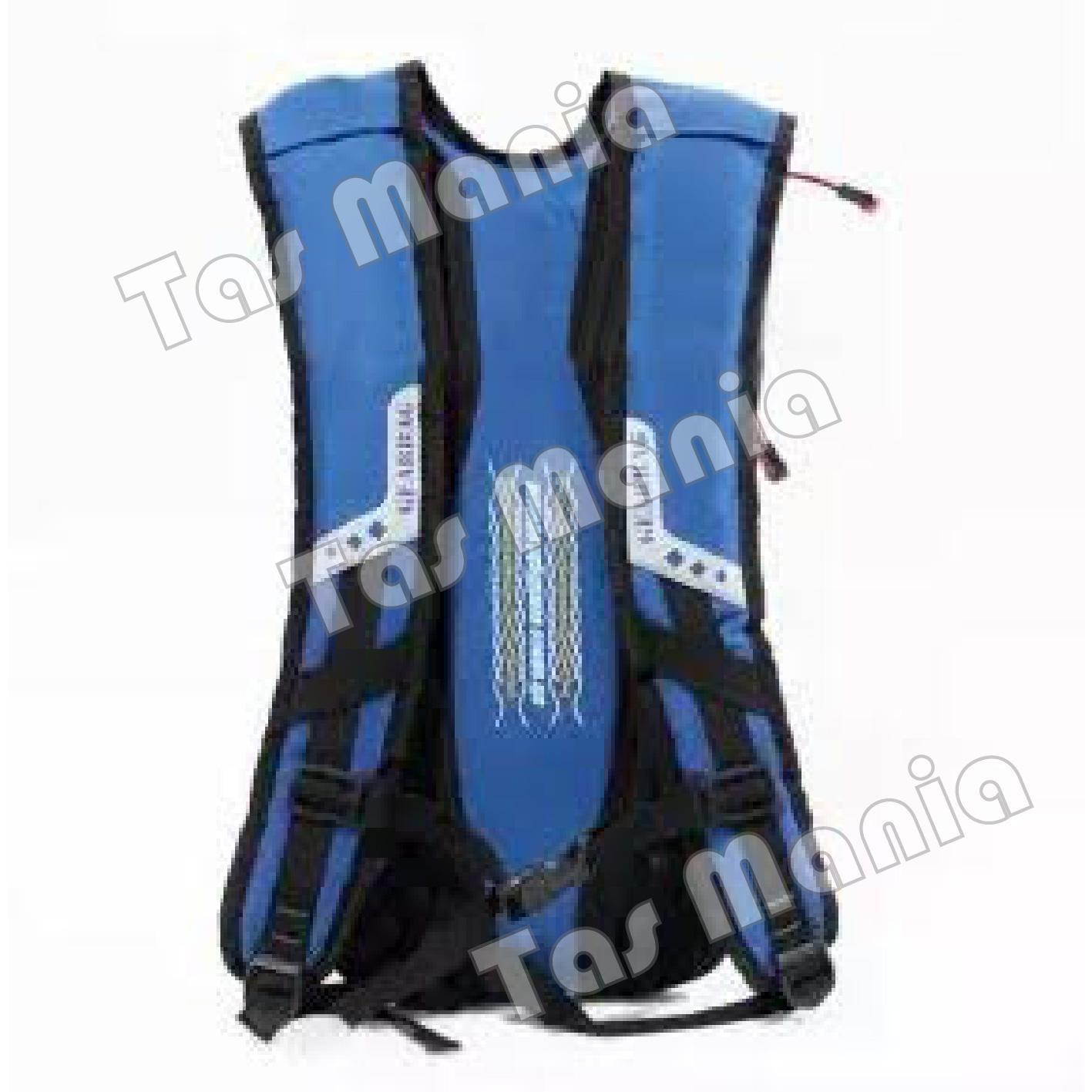Gear Bag - Fausto Hydropack Cycling Backpack + FREE Gear Bag Coast Guard .