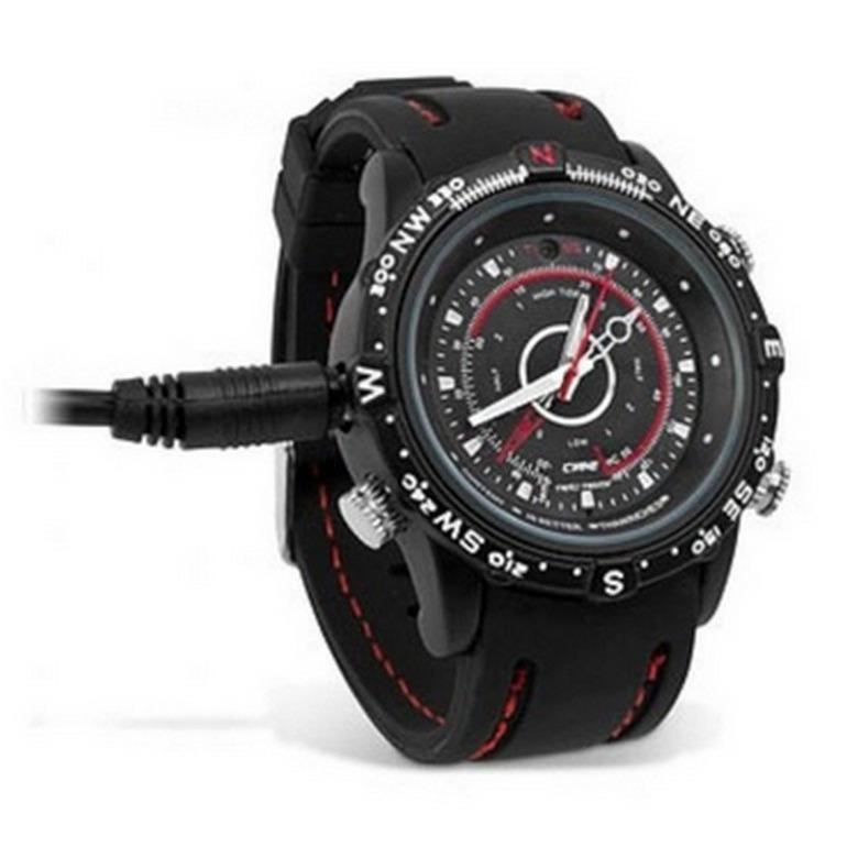 Jam tangan kamera 8GB waterproof Promo Terlaris