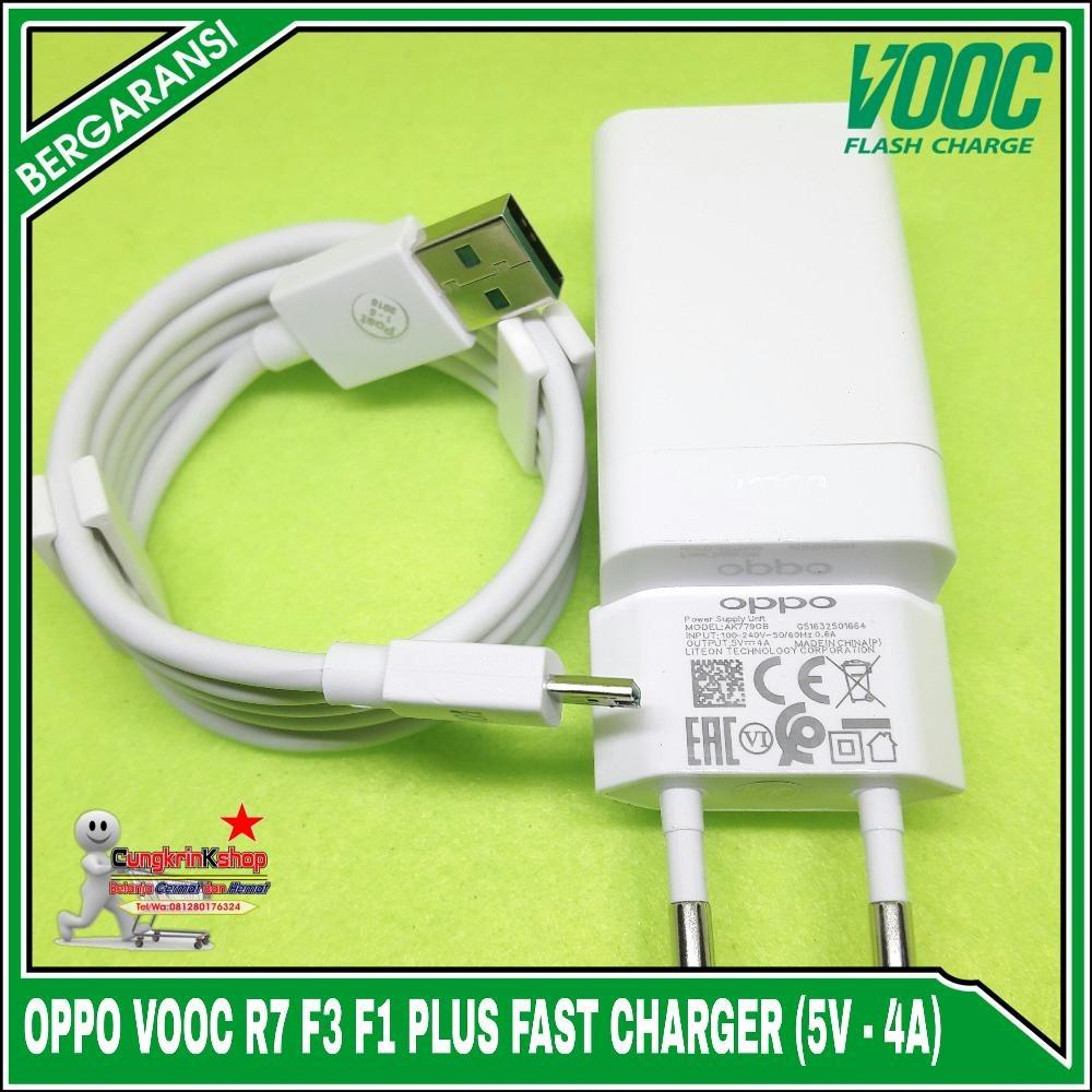 Kehebatan Charger Oppo Vooc Ak775 Fast Charging Original Usb Travel 5v 4a Kabel Micro Data Cable