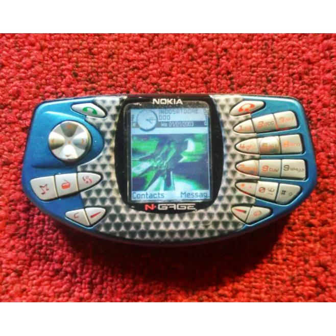 Promo Nokia Ngage Classic Symbian Nokia