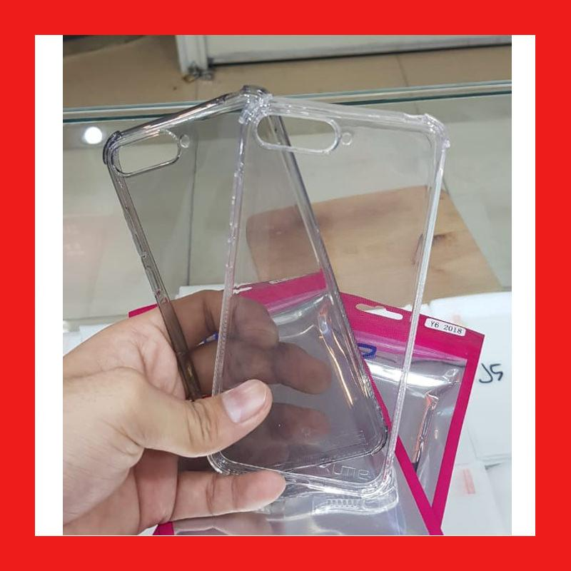 Ume Huawei Y6 Ultrathin Huawei Y6 Silikon Silicone Ultra Thin 03mm Source · Ume Bigbang Anti Crack Soft Case Huawei Y6 2018