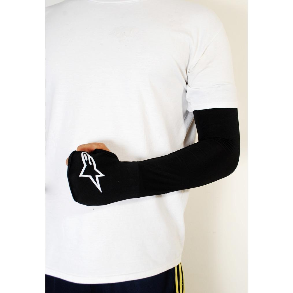 promo Manset Alpinestar Arm Sleeve Warmer Pelindung Lengan Tangan Outdoor original