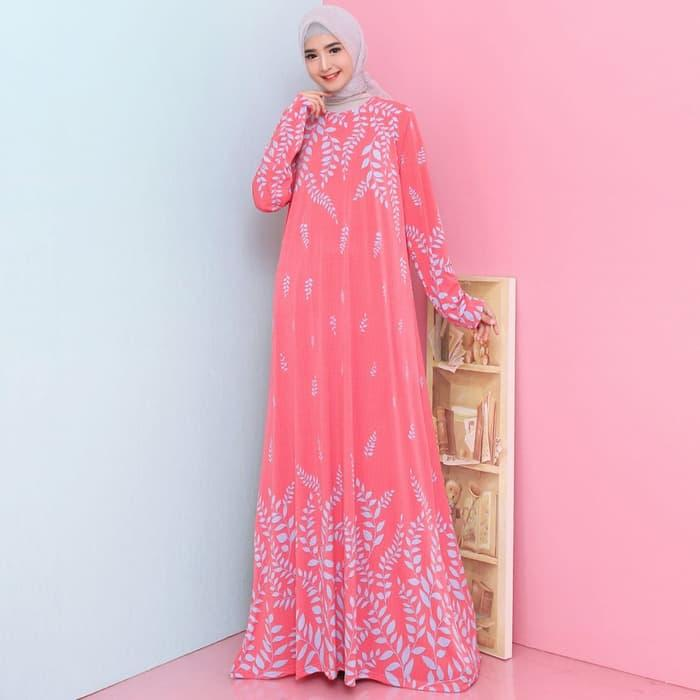 Baju Gamis Dewasa Baju Gamis Jumbo Baju Muslim Terbaru Jersey 6873