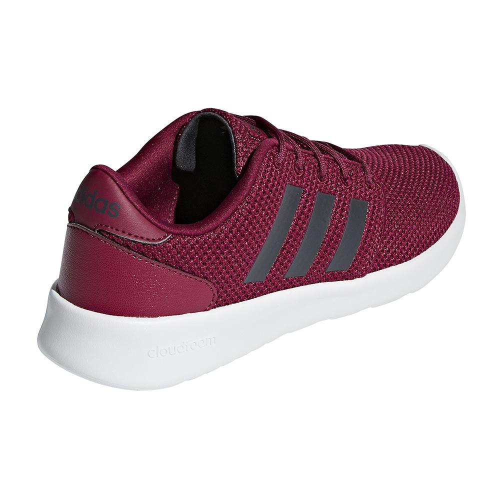... adidas Running Womens Sepatu Cloudfoam QT Racer (BB7311) - 3 ...