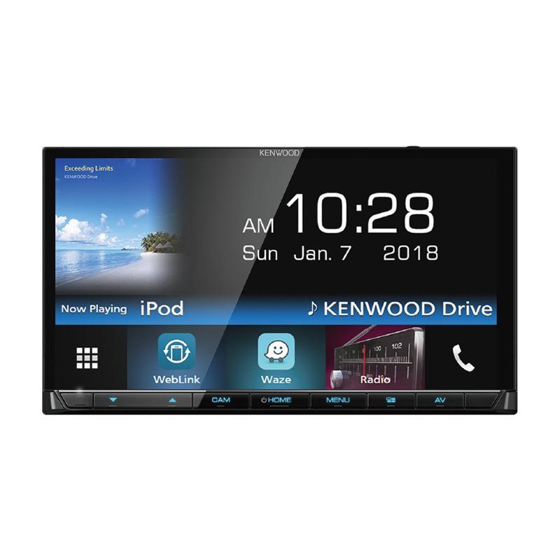 Kenwood DMX7018BT - Headunit 2DIN