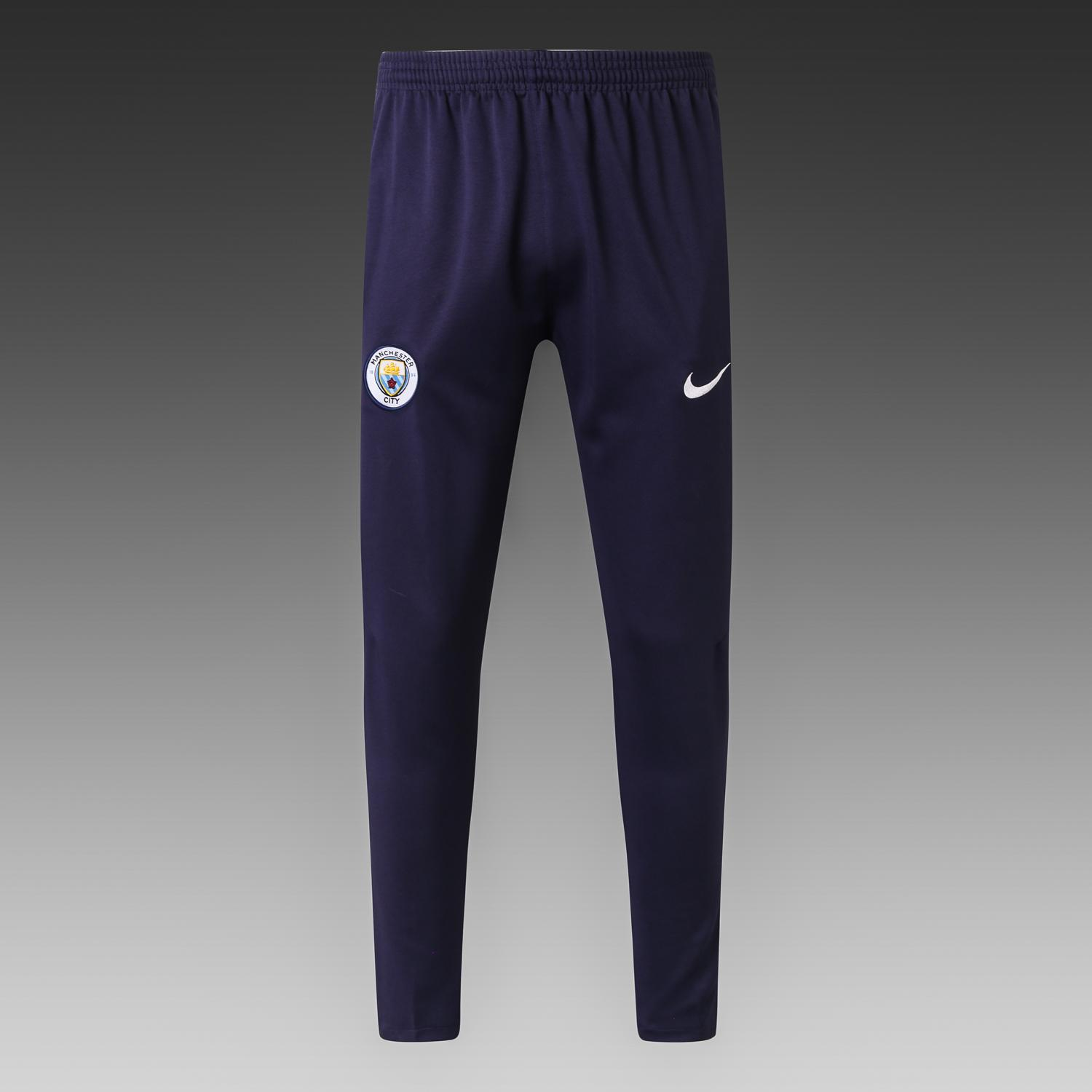 Jual Top Quality 2018 Manchester Cityfc Training Pants Trousers Football Pants Nike Air Grosir
