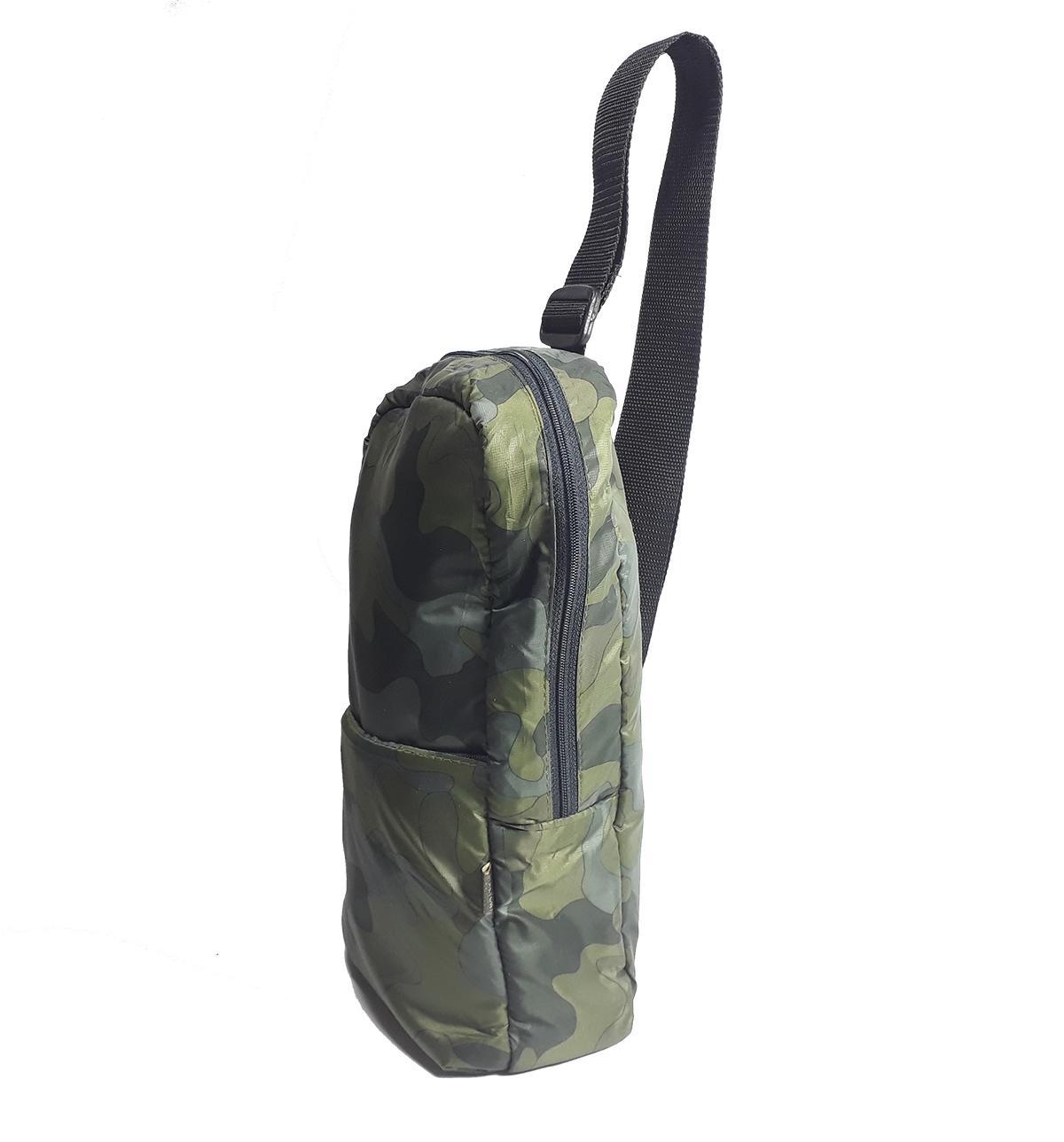 Detail Gambar Tas Slempang BAPE Sling Bag Army - Tas Slempang Sling Bag Army Casual Terbaru