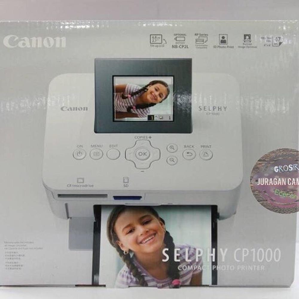 Canon Printer Selphy CP1000