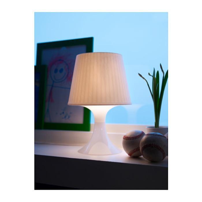 IKEA Lampu Meja Kamar Tidur  Lampan Lampu Ruang Tamu