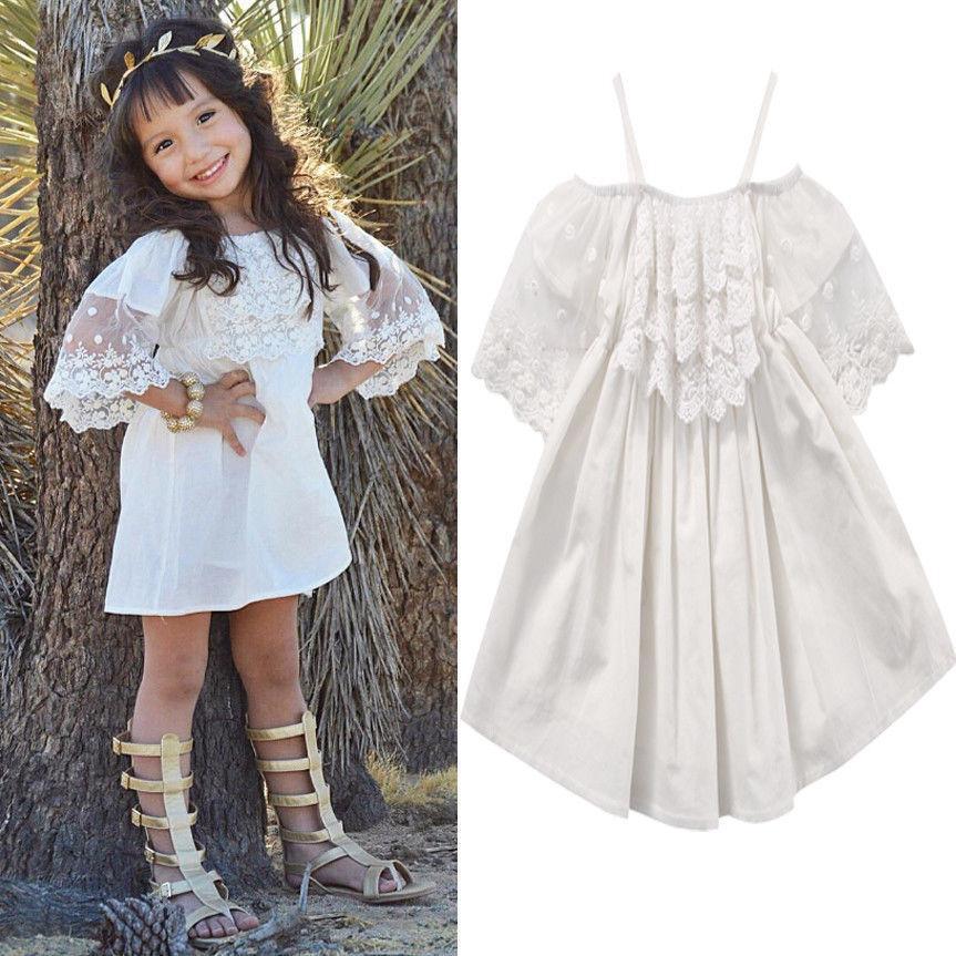 Cek Harga Baru Pakaian Anak Perempuan Gaun Pesta Anak Perempuan