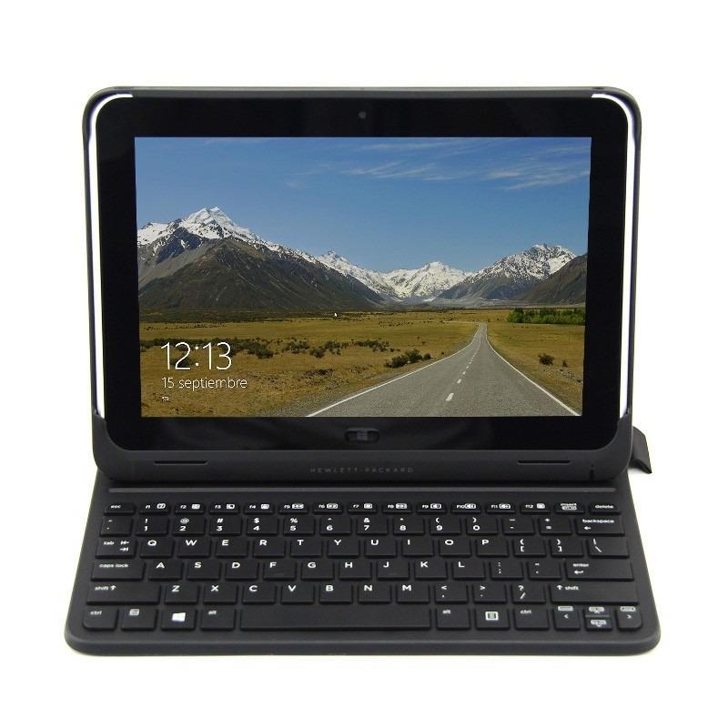 2 In 1 Laptop!! HP ElitePad 900 G - Intel Atom 1.8 Ghz - Ram 2GB - Windows 8 - 10