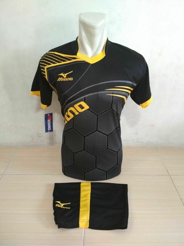Cek Harga Baru Baju Kaos Olahraga Seragam Volley Setelan Voli Mizuno ... 075f4c7299