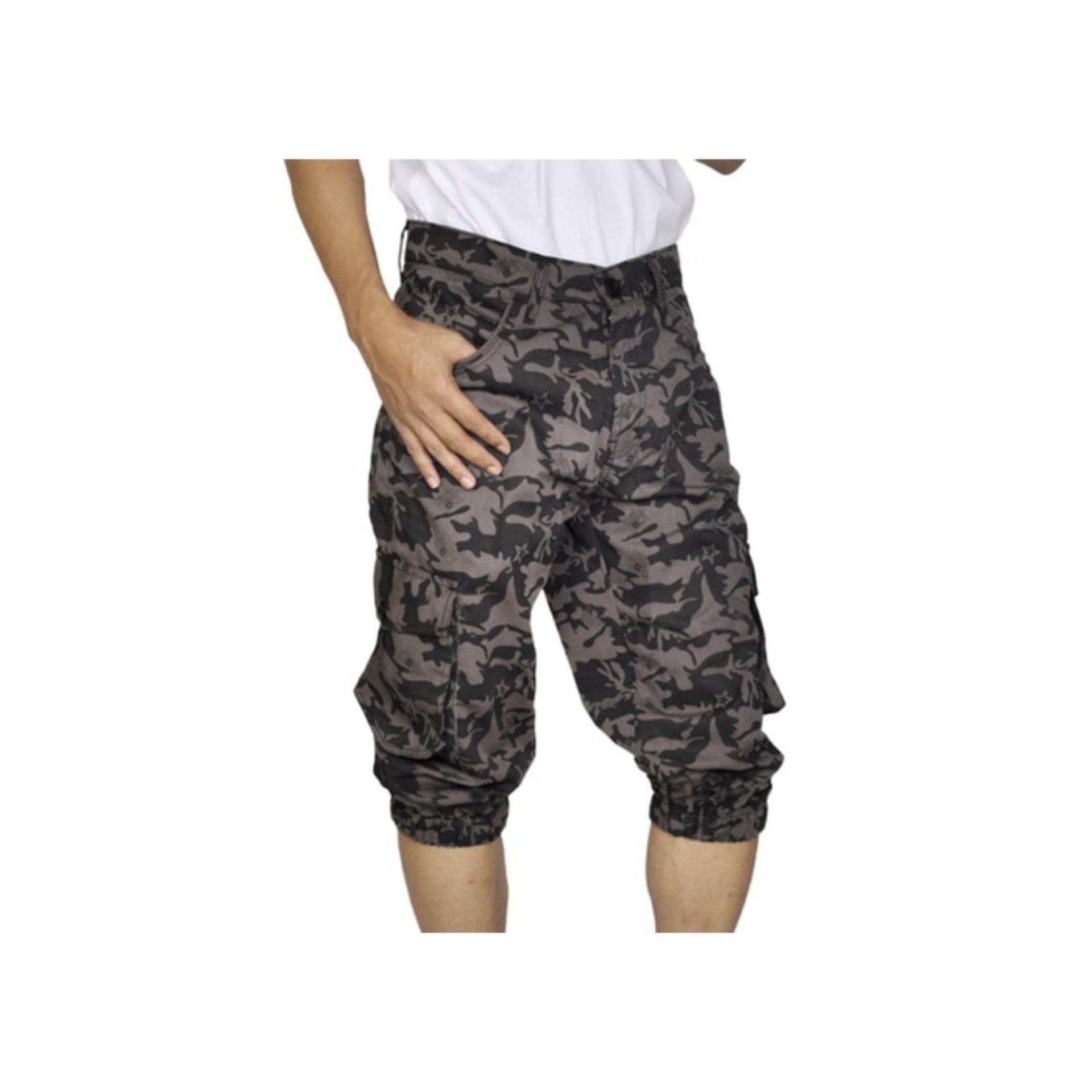 celana pendek pria / celana jogger army/ celana cargo army isl 208. Keren BAnget..!!!!