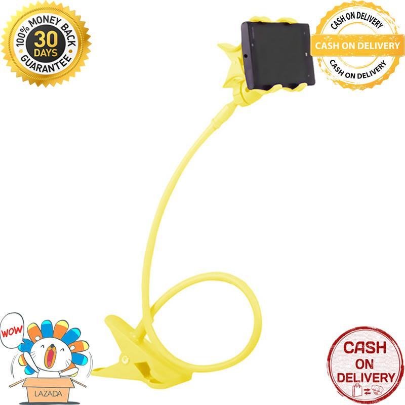HBS Lazypod Jepitan Narsis Lazy Pod Flexible Penjepit Handphone Bracker Lazypad Elastis Jepsis 2 Clips Universal