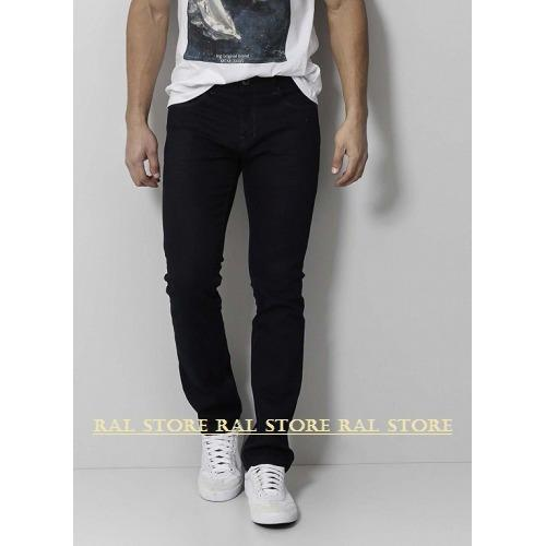 Detail Gambar RAL fashion - MEN'S JEANS SKINNY / DENIM - BLACK / PREMIUM QUALITY / HOT ITEM!! Terkini