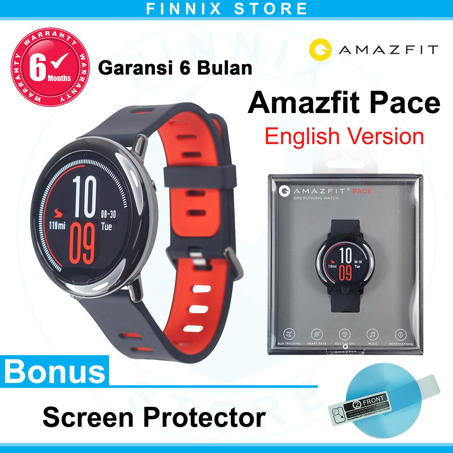 Amazfit Pace Xiaomi Huami Sport Smartwatch English Version (International)
