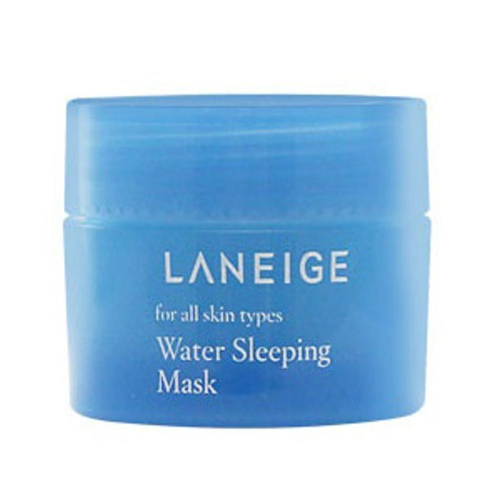Kehebatan Laneige Water Sleeping Mask Travel Size 15ml Dan Harga Lip 3gr Original 100 Korea