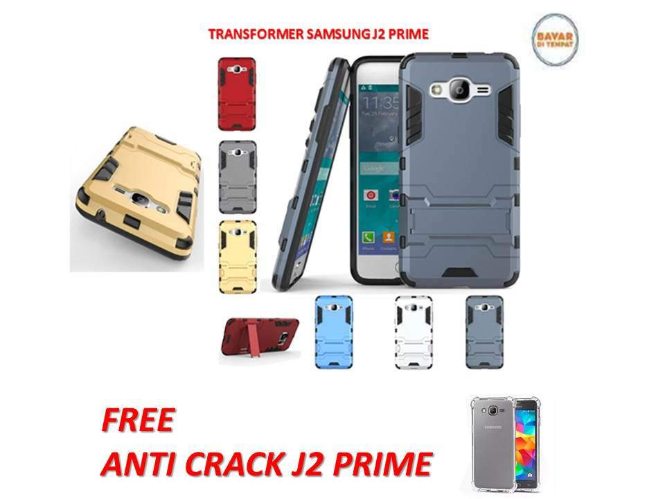Jual Case Robot Transformer Hardcase Iron Man With Standing For