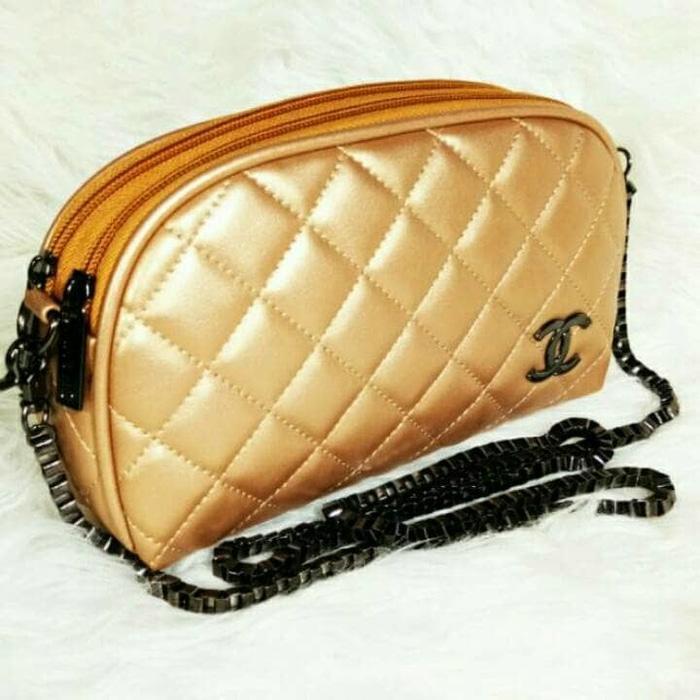 harga Tas Wanita Chanel Clutch/Tas Wanita Murah/Tas Wanita Branded/Handbag Lazada.co.id