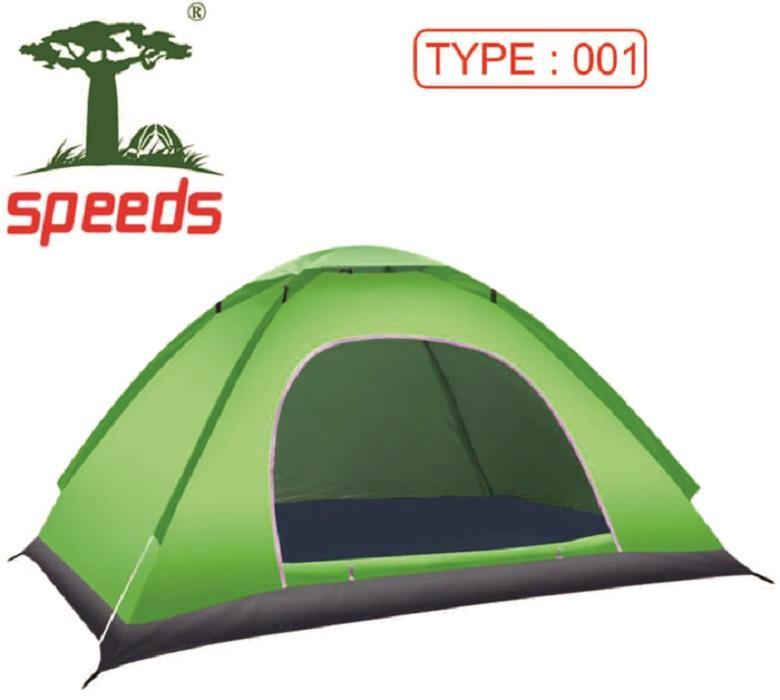 Detail Gambar Tenda Camping Outdoor Pantai Dewasa Buka Otomatis 2 Meter Anti Air 001 Terbaru