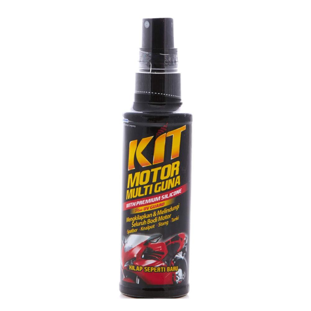 Cek Harga Baru Kit Motor Multiguna Spray Pengkilap Terkini Situs Poles Paste Wax Original 225gr Mutiguna 100ml