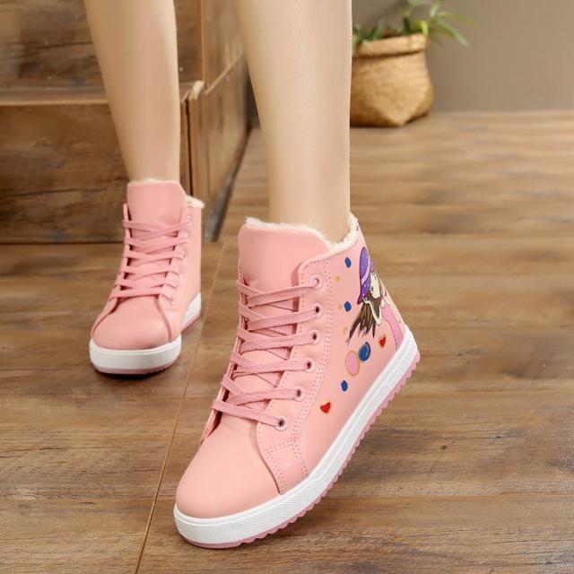 Sepatu Sekolah Remaja Perempuan 5