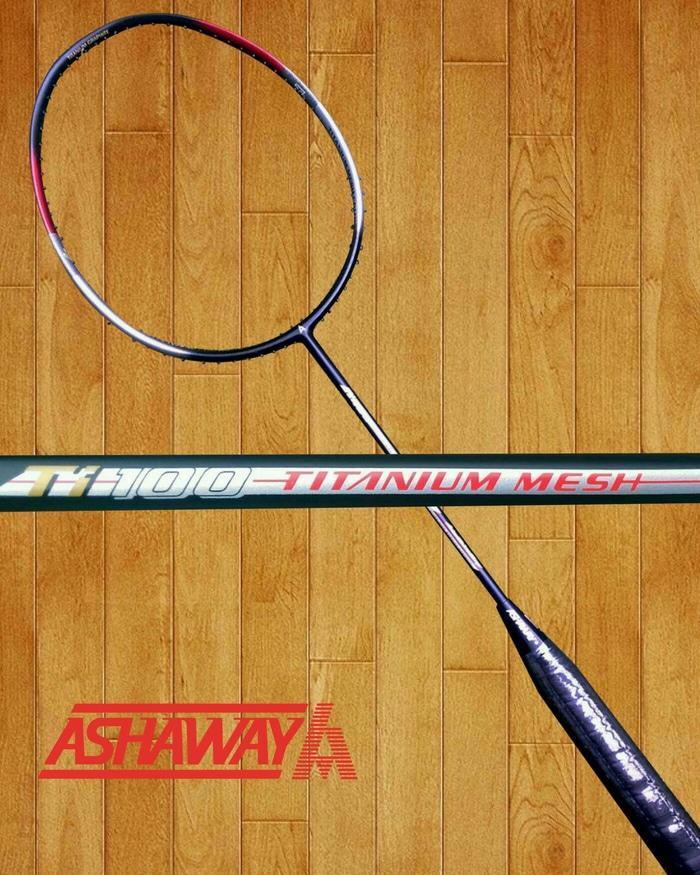 Raket Badminton Ashaway Titanium